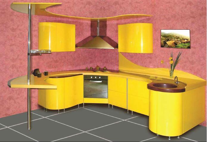 Стильные кухни в рязани контакты 139