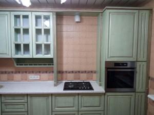 Кухня из массива «Ардезия»
