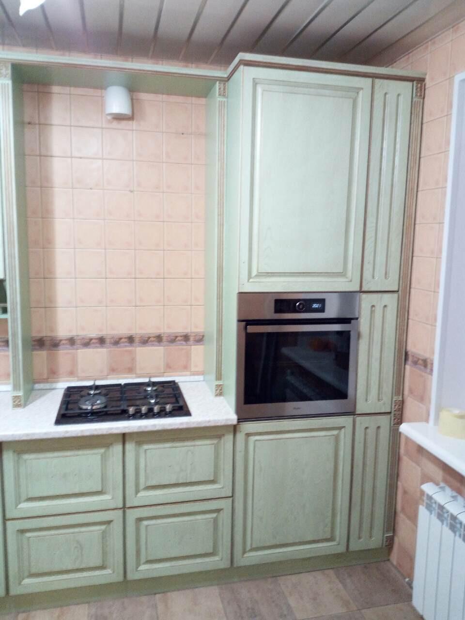 Кухня из массива Ардезия, фото 2