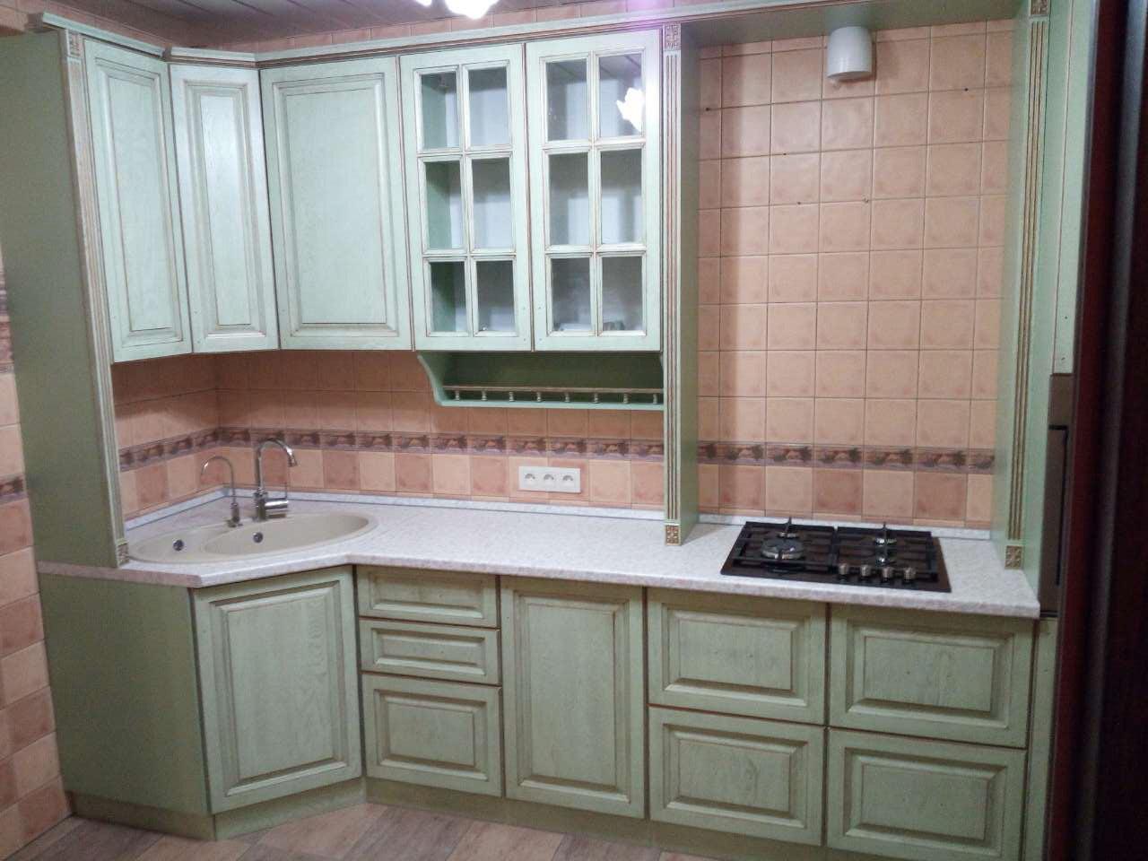 Кухня из массива Ардезия, фото 3
