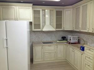 Кухня из массива Юлиана, фото 1