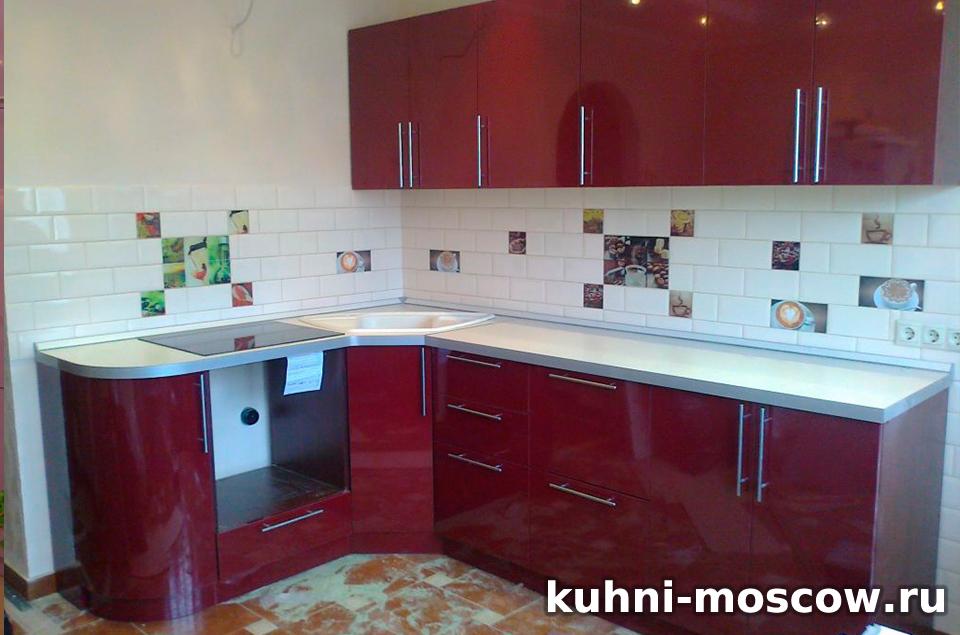 Красная кухня Эрнестина