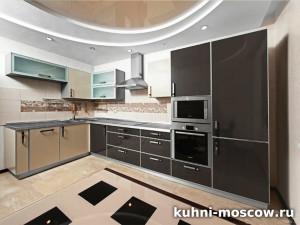 Угловая кухня Саида