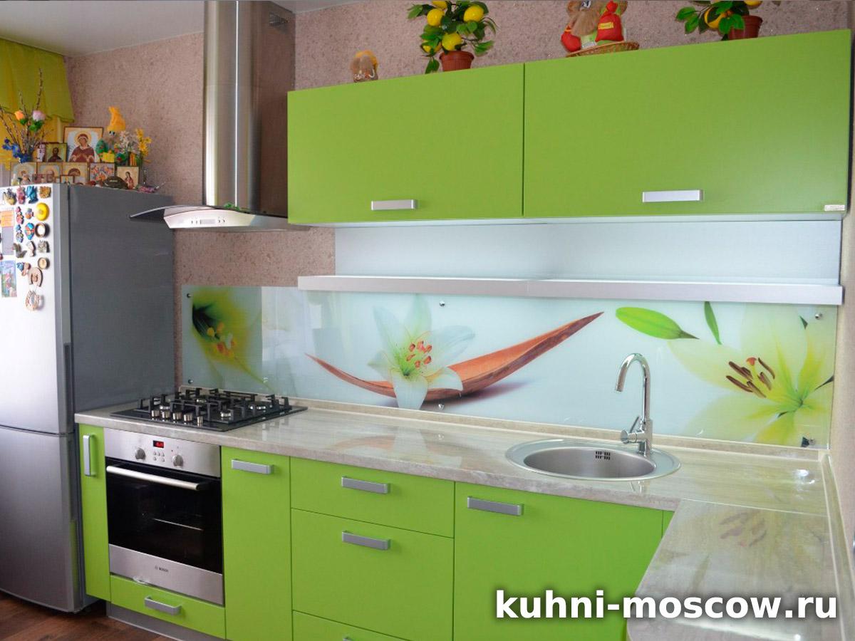 Угловая кухня Розибуви