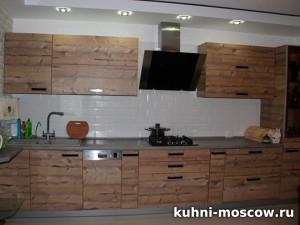Прямая кухня Генриетта