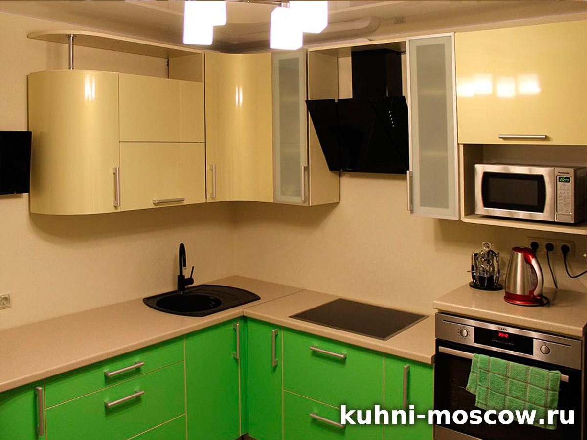 Зеленая кухня Майя