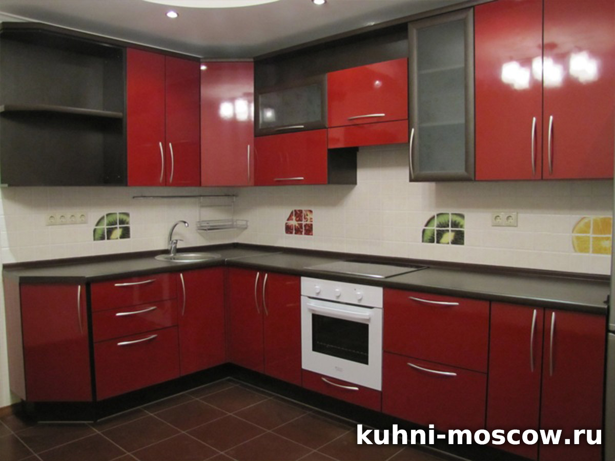 Красная кухня Алсу