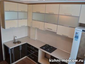 Кухня в алюминиевой рамке Алана