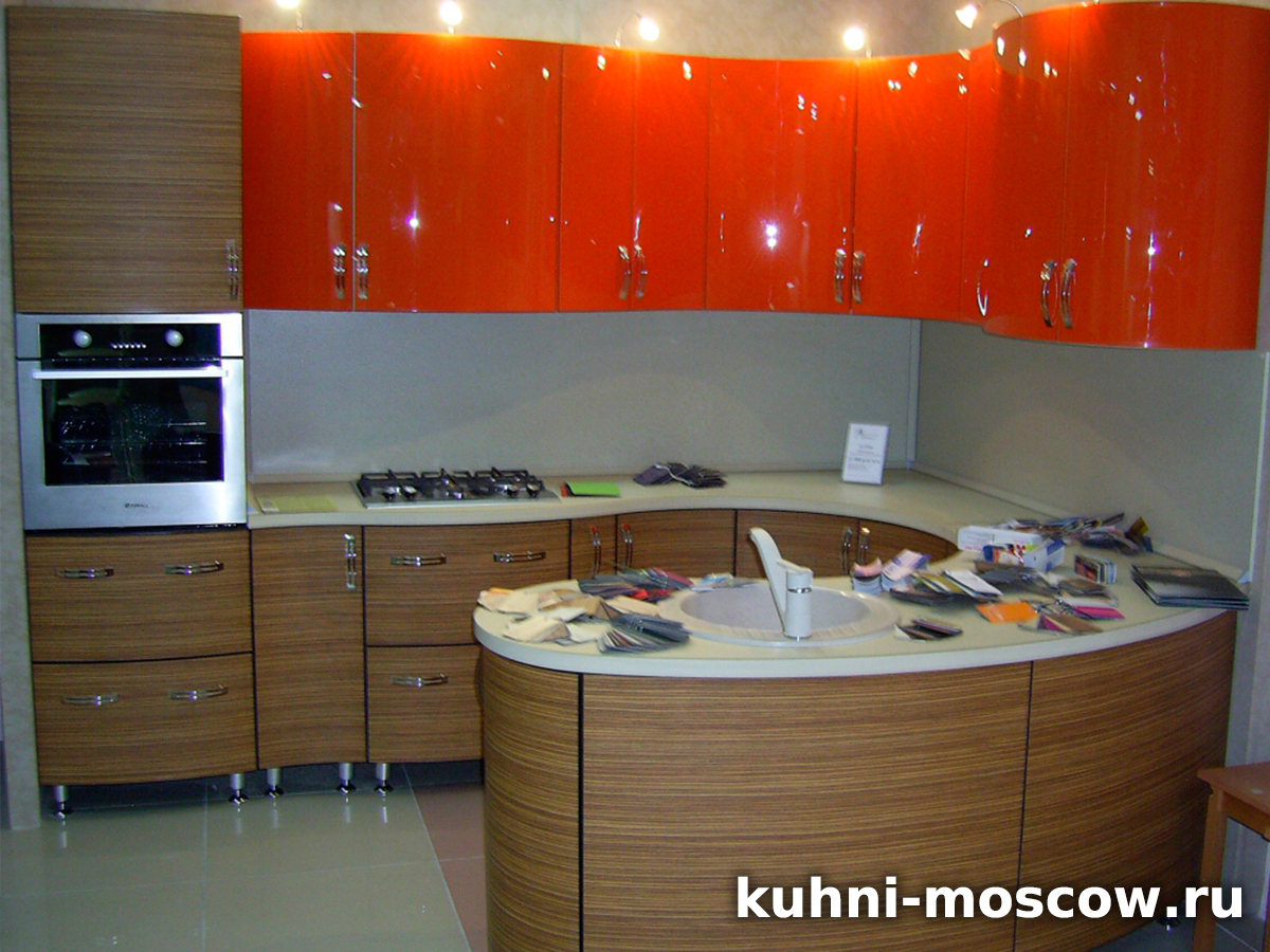 Современная кухня Мирдза