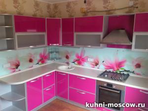 Розовая кухня Михалина