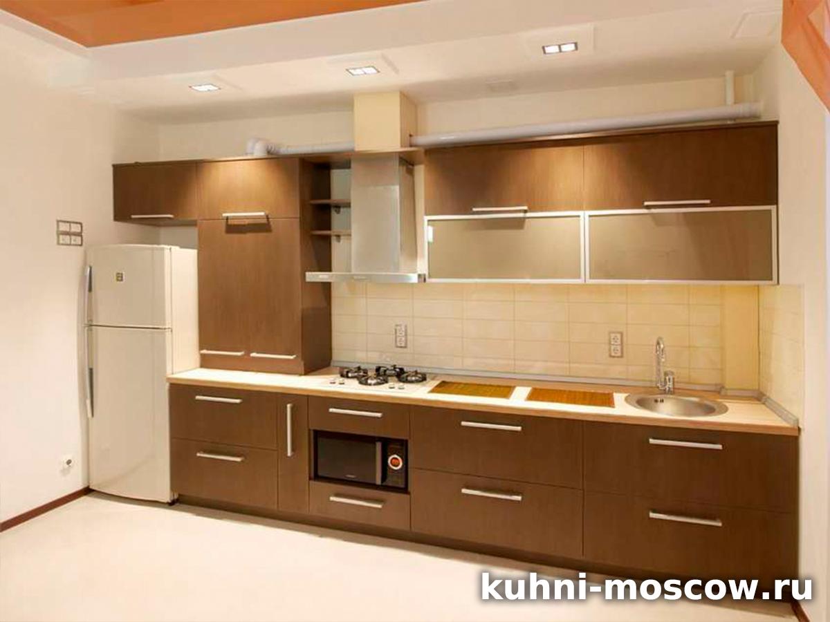 Прямая кухня Фекла