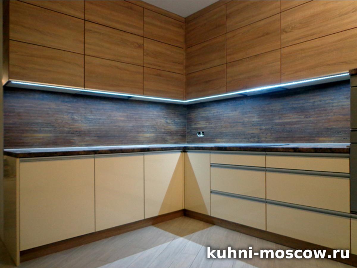 Угловая кухня Веста