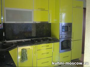 Яркая кухня Алена
