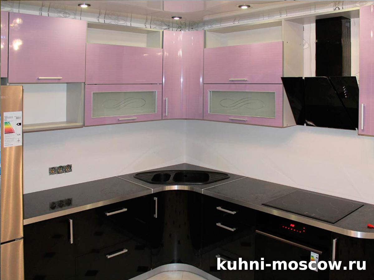 Угловой кухонный гарнитур Бабетта