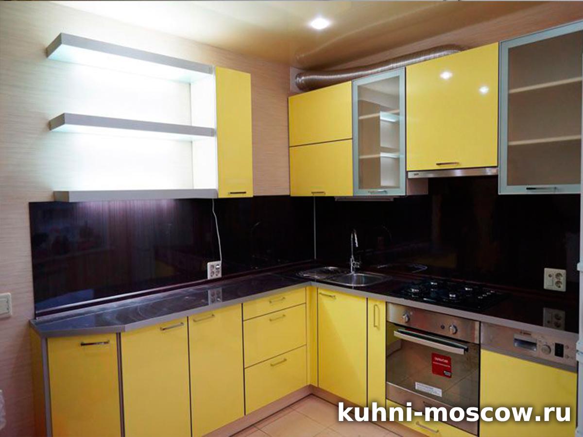 Желтая кухня Эдда