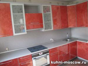 Кухня коралл Фаина