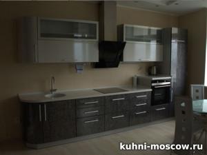 Кухня под мрамор Фанни