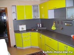Яркая кухня Казимира