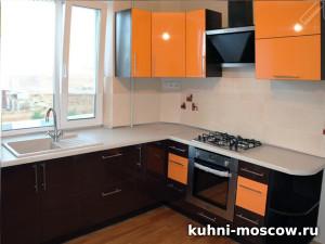 Яркая кухня Олеся