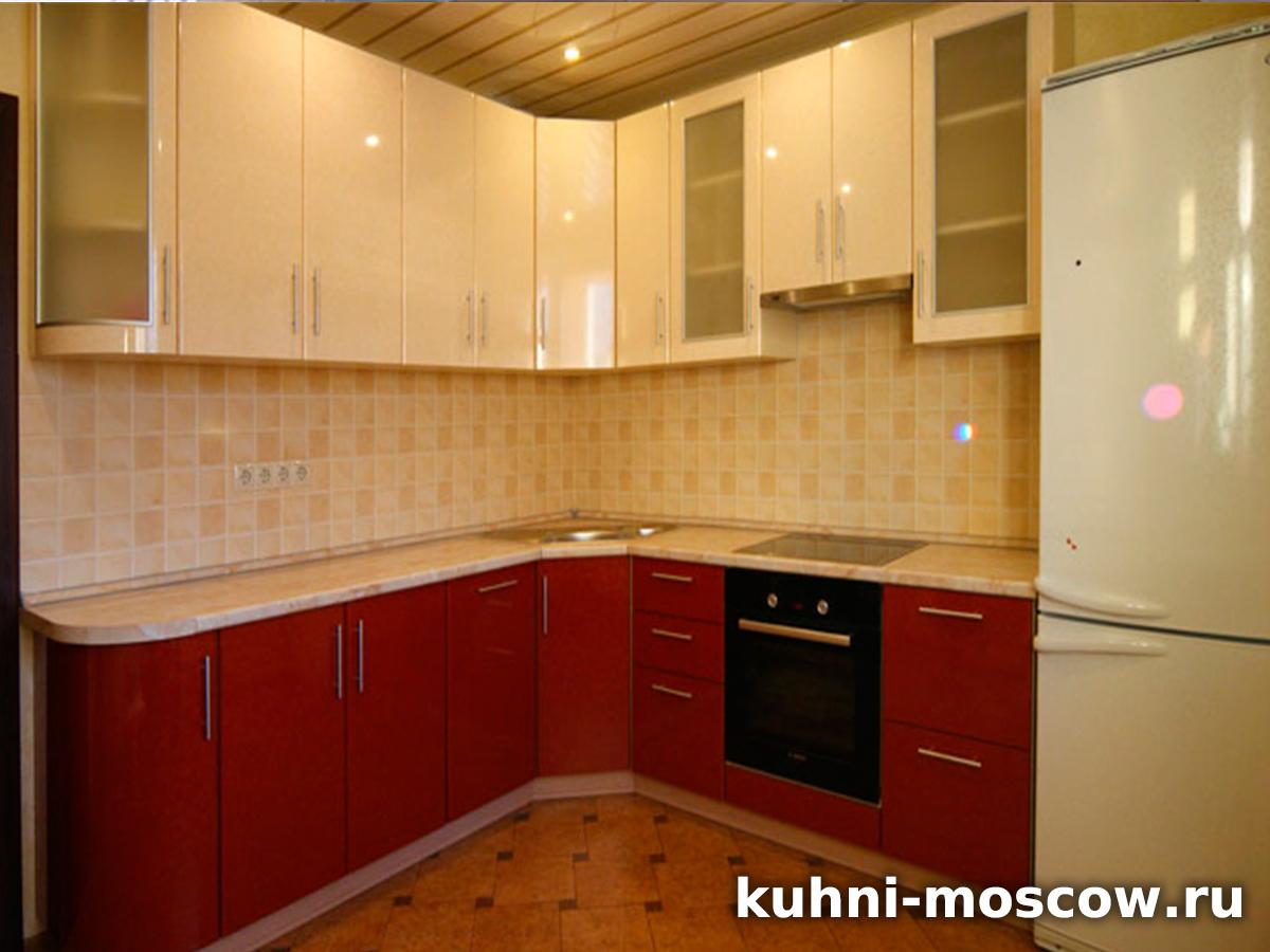 Угловая кухня Павла
