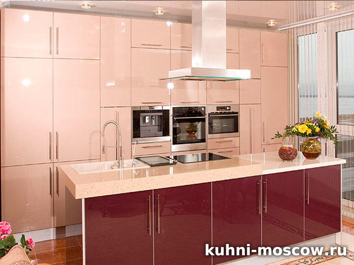Элитный кухонный гарнитур Сабина