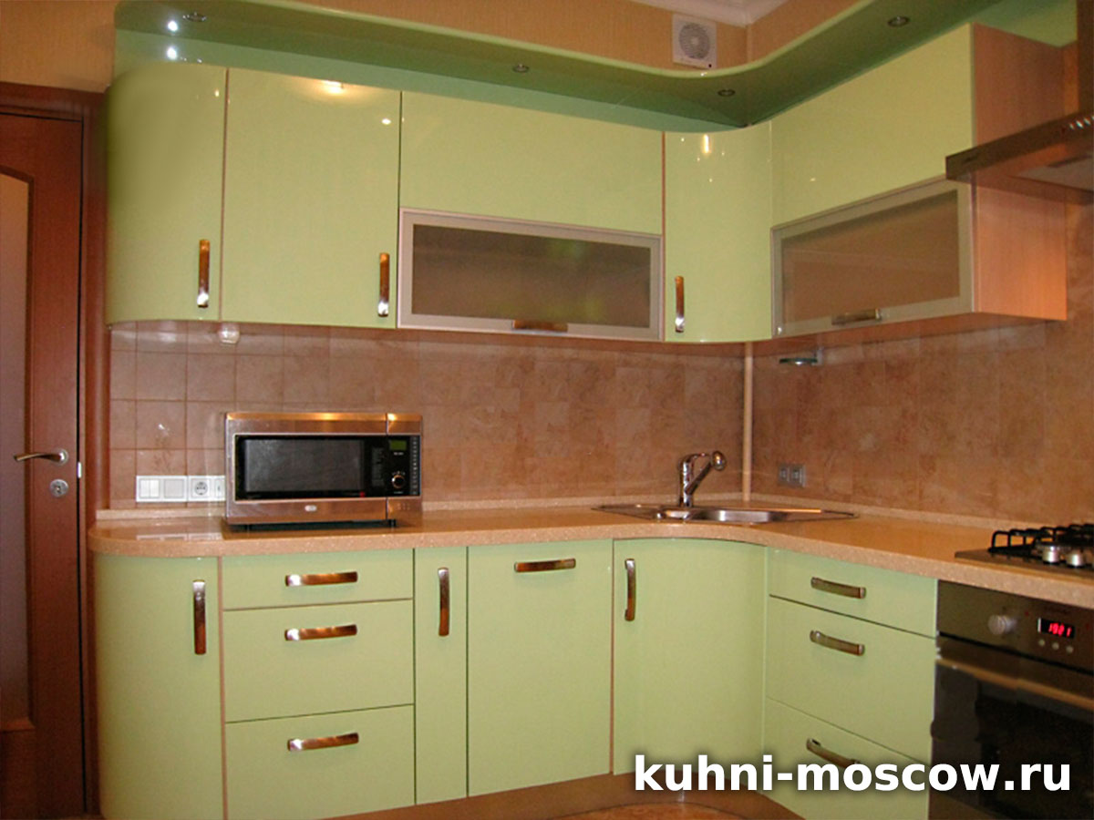 Салатовая кухня Ульяна