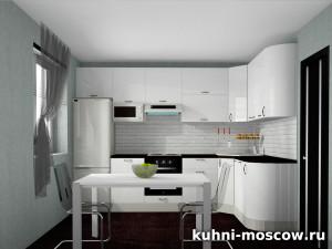 Кухня из ЛДСП Alvic Luxe