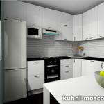 Кухня из ЛДСП